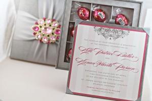 silk invitationbox