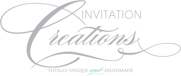 Invitation Creations, LLC – Custom Invitations and Stationery logo